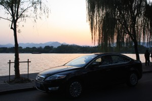 Rent a car in Shanghai for travel or business purpose