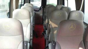 Mercedes Benz Sprinter, USD250/DAY, luxury 17-seat van